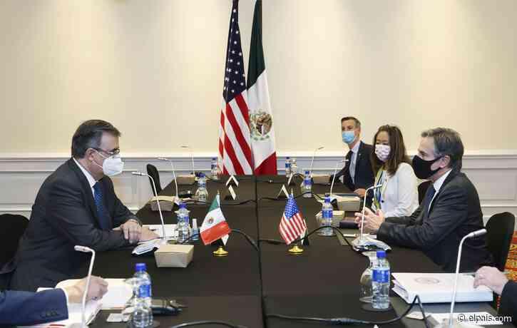 México da por enterrada la Iniciativa Mérida y busca una cooperación alternativa con Washington - EL PAÍS México