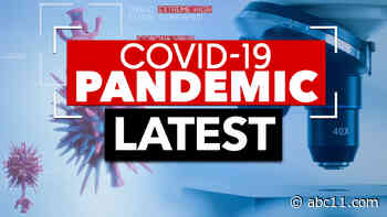 NC Coronavirus update July 30: Delta variant of COVID 19 is as contagious as chicken pox, common cold, CDC says - WTVD-TV