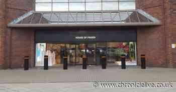House of Fraser to close its Metrocentre store in September