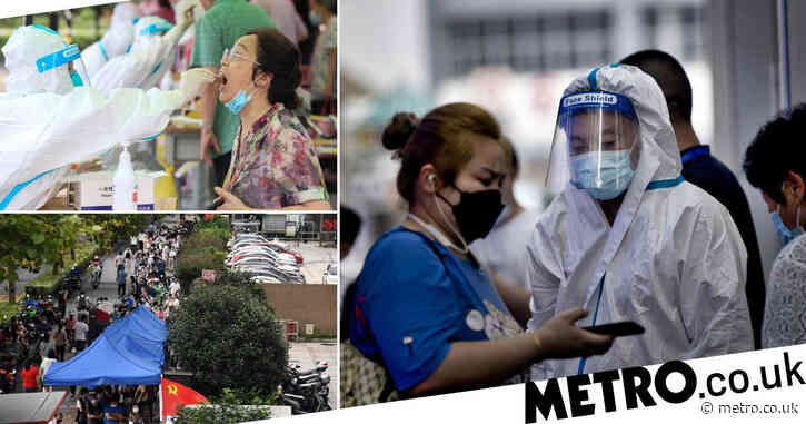 China hit by worst Covid outbreak since Wuhan