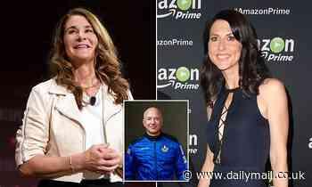 MacKenzie Scott and Melinda French Gates give nearly $50million to promote gender equality