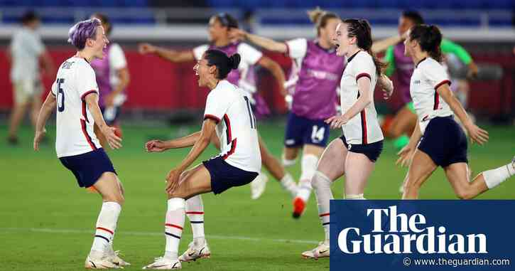 Naeher the hero as USWNT avoid Olympic shootout heartbreak against Netherlands
