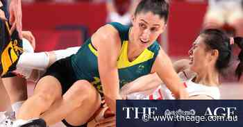 Struggling Opals fall to China after last-second foul howler