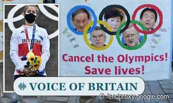 'Cancel the Olympics!' Britons say Japan doesn't care for lives of their people