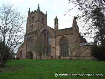 New appointment at Herefordshire town church