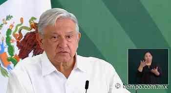 Destaca AMLO la carretera Guadalupe y Calvo a Badiraguato Sinaloa - El Tiempo de México