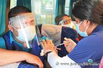 Casi 30 mil juarenses fueron ya vacunados en puente de Guadalupe-Tornillo - Juárez a Diario
