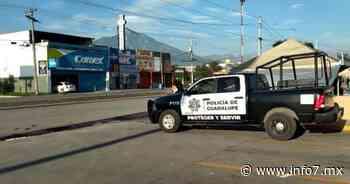 Montan operativo ante robo de camionetas en Guadalupe - INFO7 Noticias