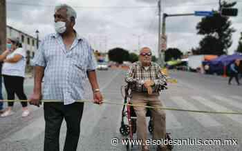 """(VIDEO) Exigen agua y """"no recibos puntuales"""" en San Juan de Guadalupe - El Sol de San Luis"""