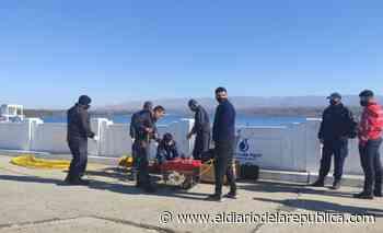 Buscan a Guadalupe en el dique La Huertita y cerca de la Policía Montada - El Diario de la República