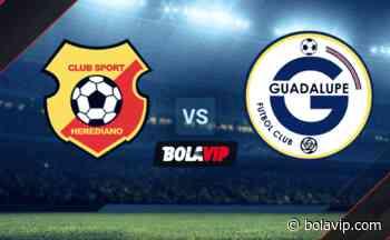 Qué canal transmite Herediano vs. Guadalupe por la Liga Promerica de Costa Rica 2021 - Bolavip