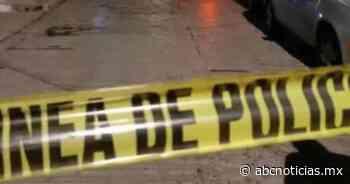 Matan a un hombre a balazos en la colonia Nuevo León, Guadalupe - ABC Noticias