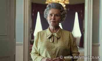 The Crown series 5: FIRST LOOK at Imelda Staunton as Queen Elizabeth II in the Netflix drama