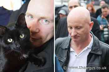 Victim of Brighton cat killer Steve Bouquet speaks out