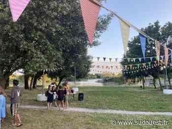 La Rochelle : « Chez Vous », la guinguette associative en bord de lac - Sud Ouest