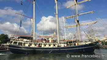 EN IMAGES - 24 bateaux dans le port de La Rochelle pour la parade nautique - France Bleu