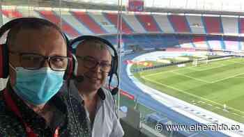 Los narradores vuelven a tener un sonoro coro - Deportes - El Heraldo (Colombia)