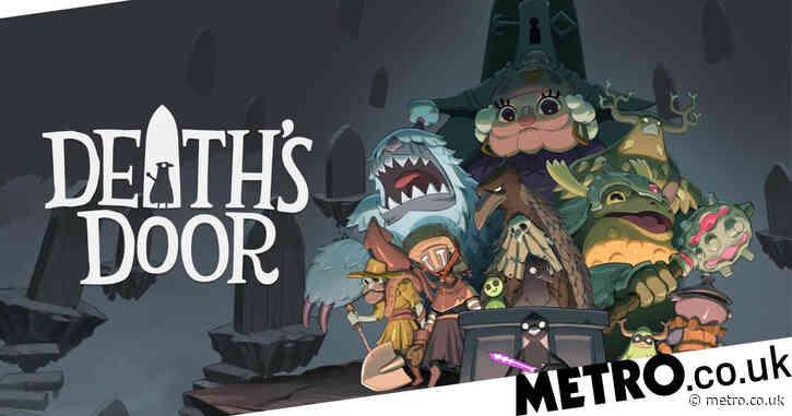 Death's Door review – Dark Souls meets Zelda: A Link To The Past