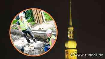 Dortmund: Archäologie-Hammer – fast 100 Meter der alten Stadtmauer gefunden - ruhr24.de