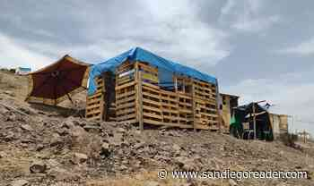 """""""The poorest neighborhood in Tijuana"""""""