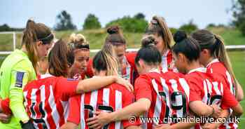 Sunderland Ladies face Liverpool in Continental Cup group stage