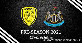 Burton vs Newcastle LIVE - Early team news from the Magpies' fourth pre-season clash