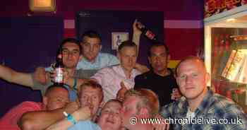 Lads and lasses enjoying a night at Newcastle's Popworld in 2010 in 10 photos