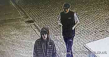 CCTV appeal after suspected arson attack causes £15,000 worth of damage