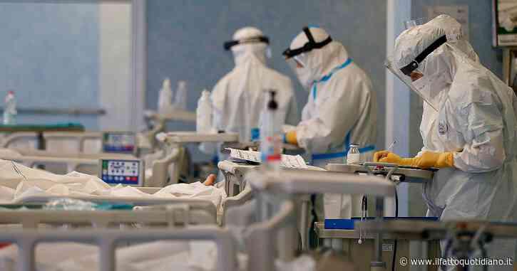 Coronavirus, 6.619 nuovi casi e aumentano i ricoverati (+82) e ingressi in terapia intensiva (20). Nelle ultime 24 ore i decessi sono 18