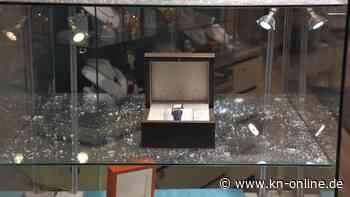 Bewaffneter Überfall auf Juweliergeschäft in Paris