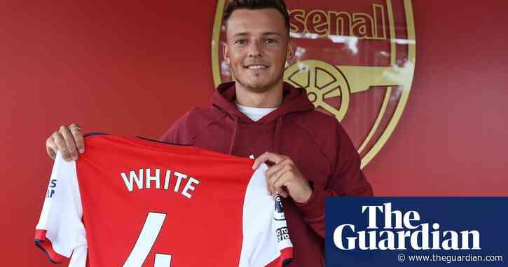 Arsenal seal £50m signing of defender Ben White from Brighton