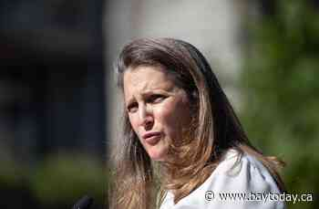 Freeland says Liberals will extend aid programs to October because of uneven rebound