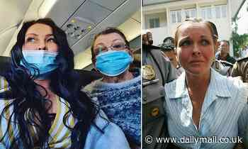 Schapelle Corby jokes that she 'only takes carry on luggage' following Bali drug arrest