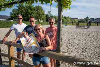 Volley Niel aan de opslag voor allereerste Summer Beach - Gazet van Antwerpen
