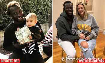 Footy star Majak Daw opens up on his bridge plunge for the first time