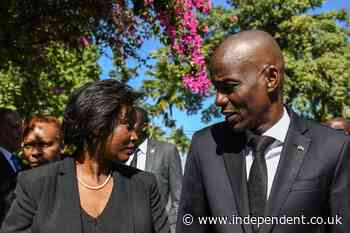 'They Thought I Was Dead': Haitian president's widow on assassination