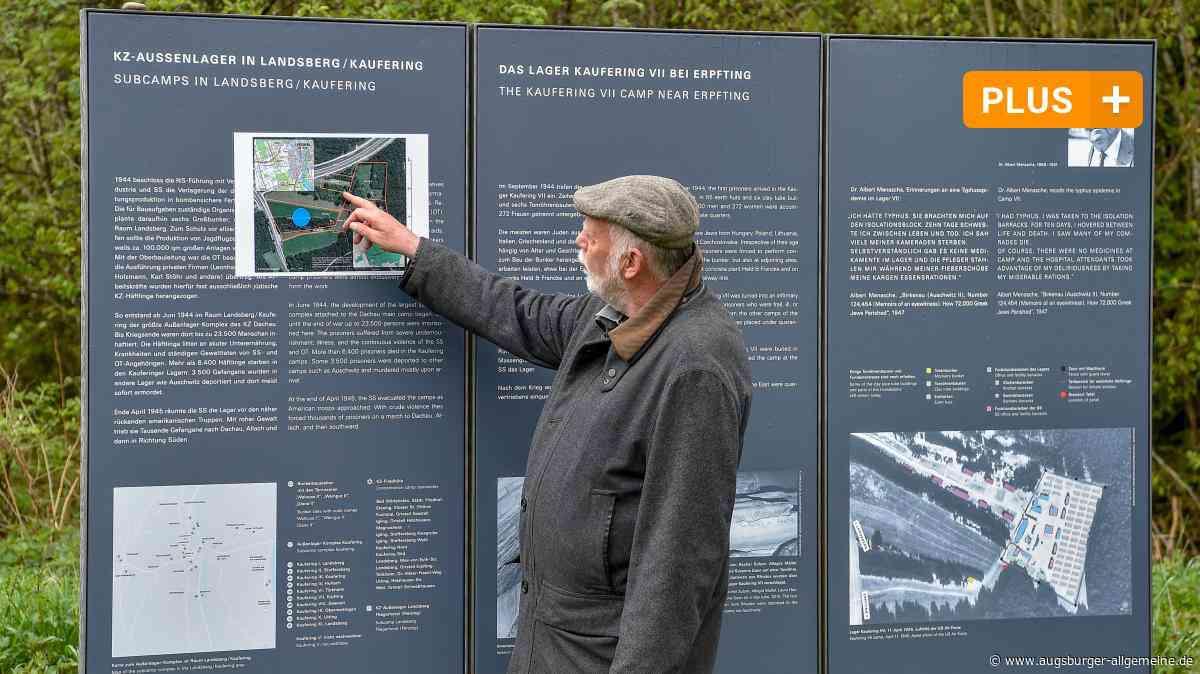 Holocaust-Gedenkort in Landsberg: Schritt war überfällig