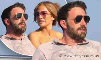 Ben Affleck hits a casino with Jennifer Lopez in Monte Carlo on $130M yacht