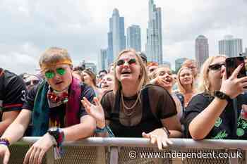 Photos of massive crowds at Lollapalooza spark fears of Covid superspreader event