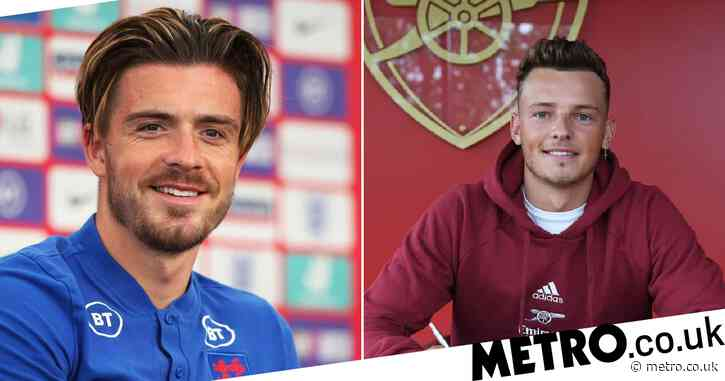 'Fully deserved' – Jack Grealish congratulates Ben White after he completes £50m Arsenal transfer