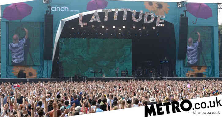 Latitude Festival sparks Covid cases among attendees week after event