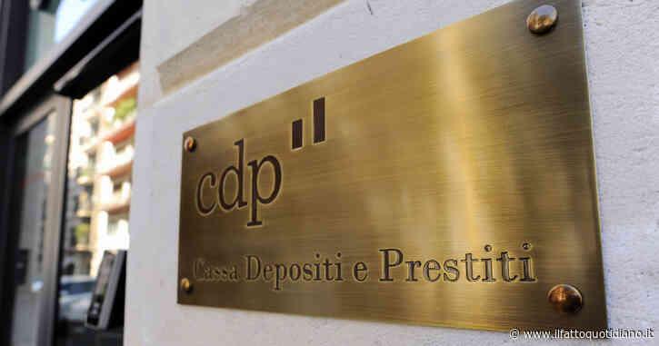 Cassa depositi e prestiti, profitti per 1,4 miliardi nei primi sei mesi del 2021. Risparmio postale sfiora i 280 miliardi