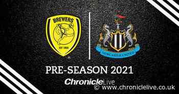 Burton vs Newcastle LIVE