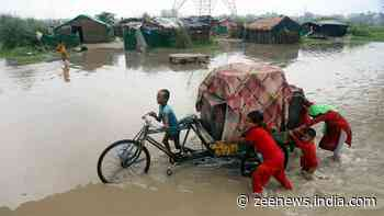 Yamuna river in Delhi breaches danger mark, people shifted to shelter homes