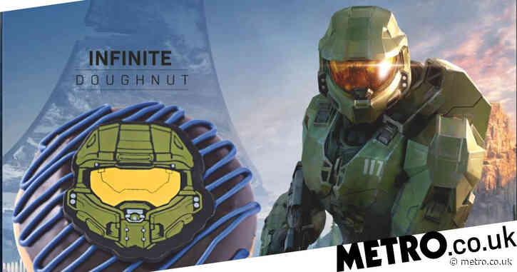 Halo Infinite release date is November reveals… Krispy Kreme