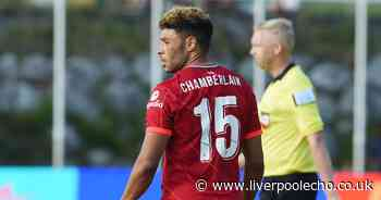 Alex Oxlade-Chamberlain joke becomes reality but transfer doubts remain
