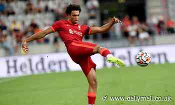 Trent Alexander-Arnold signs new long-term contract at Liverpool