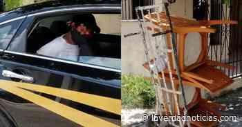 Ladrón es capturado cuando desvalijaba una vivienda al norte de Mérida - La Verdad Noticias