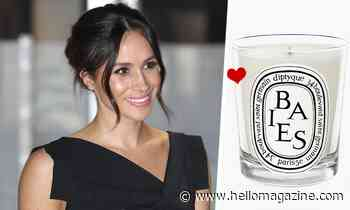 Meghan Markle's favorite Diptyque candle is in the Nordstrom sale