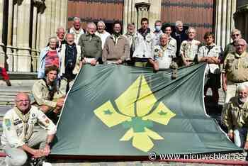 """Oud-scouts Sint-Rombouts brengen hulde aan 82-jarige Bob de danser: """"De scouts zijn bepalend geweest in mijn leven"""""""